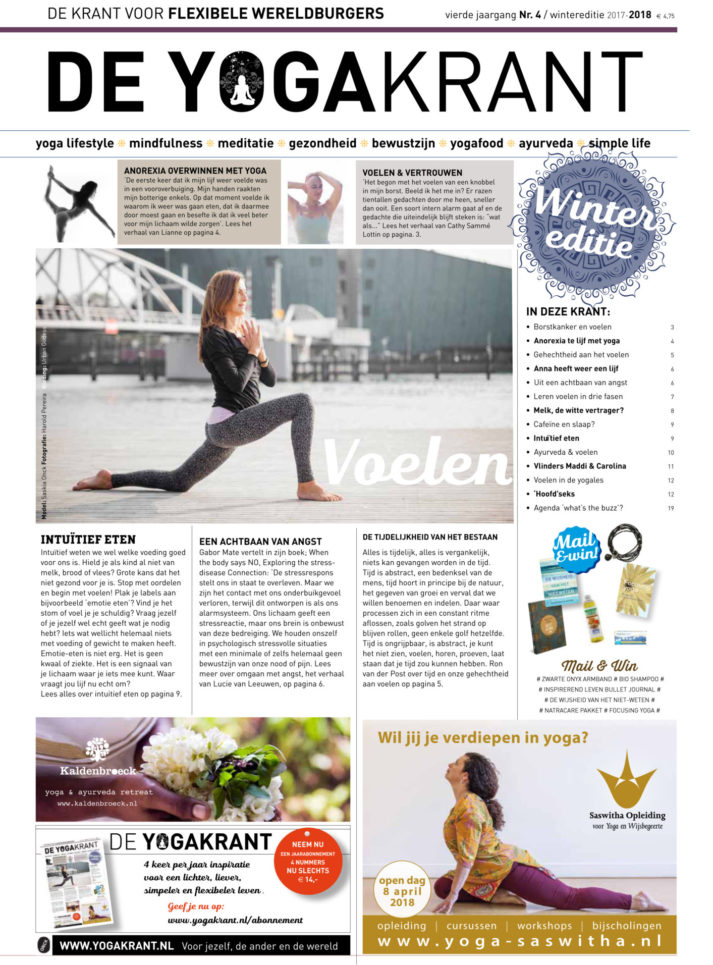 Yogakrant Wintereditie