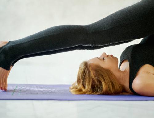 Yoga als geneesmiddel